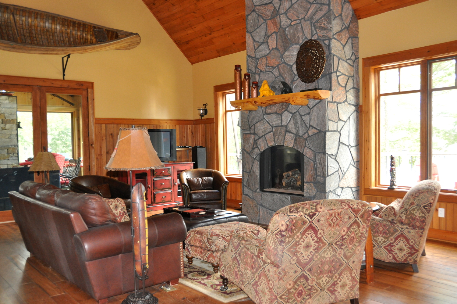 Luxury Ontario Cottage Rentals Lovely Living Rooms Gallery